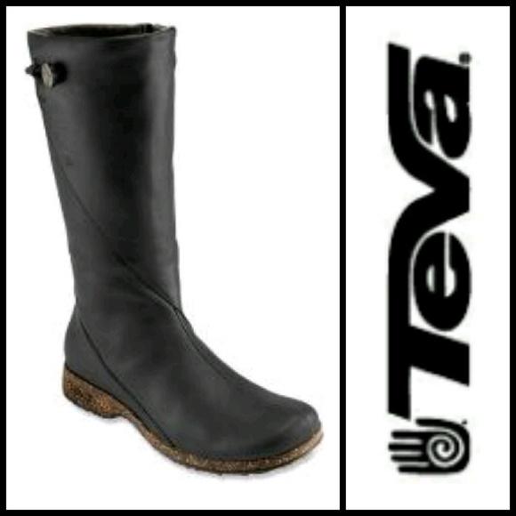 dd269cf43230e8 TEVA Montecito Leather Boots 4027. M 5bbe1e23819e908662c9a3ce